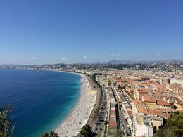 Photo of Nice Nice City Bike Tour View from Lou Casteu - Beautiful