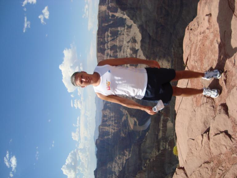 Viewpoint above Grand Canyon West Rim - Las Vegas