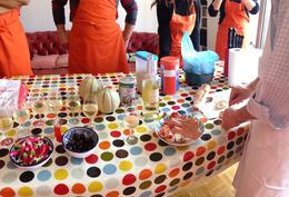 Photo of Paris Small-Group French Cooking Class in Paris Whetting the Appetite