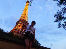 Photo of Paris Eiffel Tower, Paris Moulin Rouge Show and Seine River Cruise At the eiffle tower