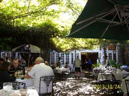 Photo of New Orleans Jazz Brunch Buffet at the Court of Two Sisters Restaurant Court of Two Sisters courtyard
