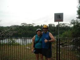 Photo of Singapore Singapore Bike Adventure around Pulau Ubin Danger!