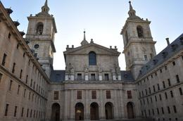 Photo of Madrid El Escorial Monastery and the Valley of the Fallen from Madrid El Escorial Monastery
