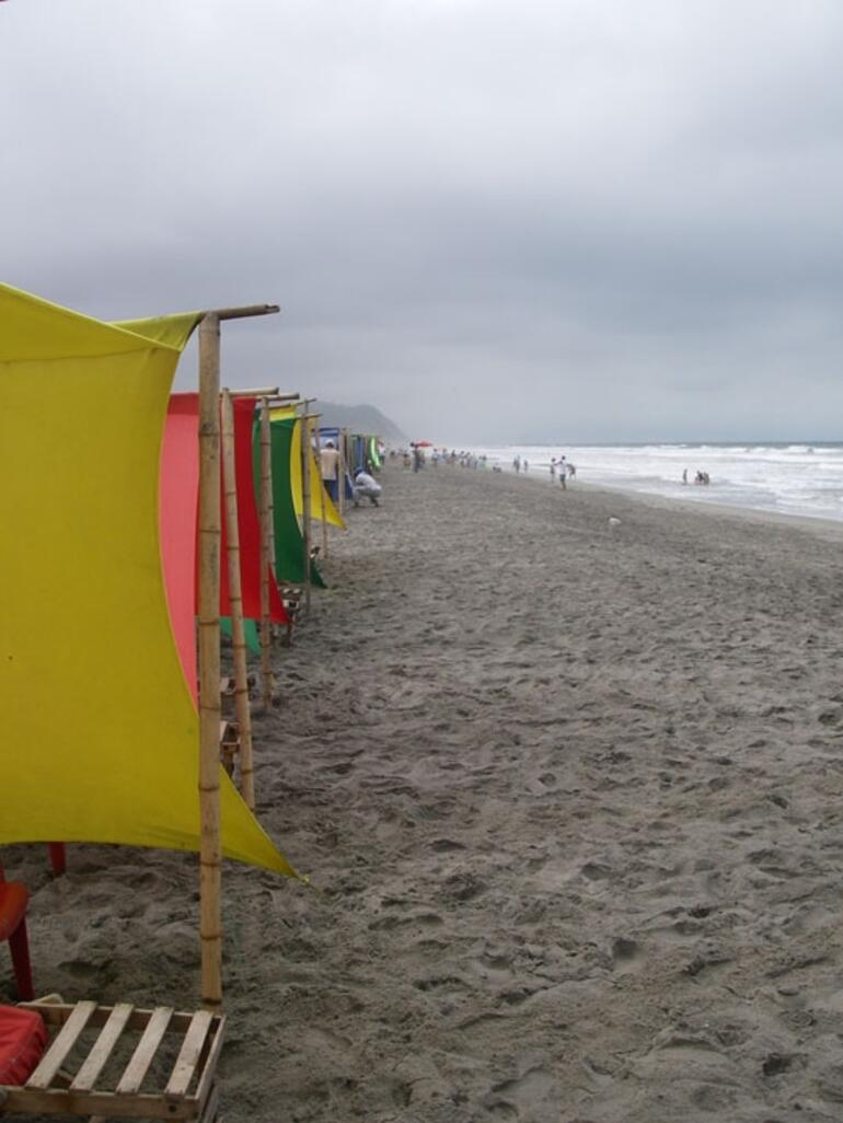 For Rent on Canoa - Ecuador