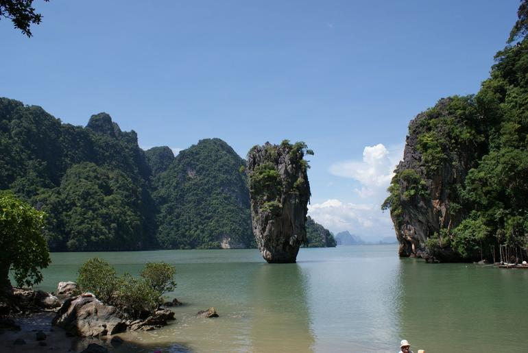 James Bond Island, Phang Nga Bay - Phuket