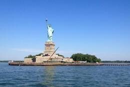 Photo of   Liberty Island