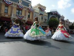 Loved the Disney princesses!, CoyoteLovely - July 2012