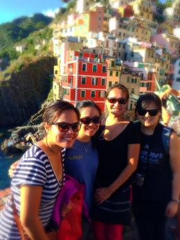 Photo of Florence Cinque Terre Hiking Day Trip from Florence Riomaggiore