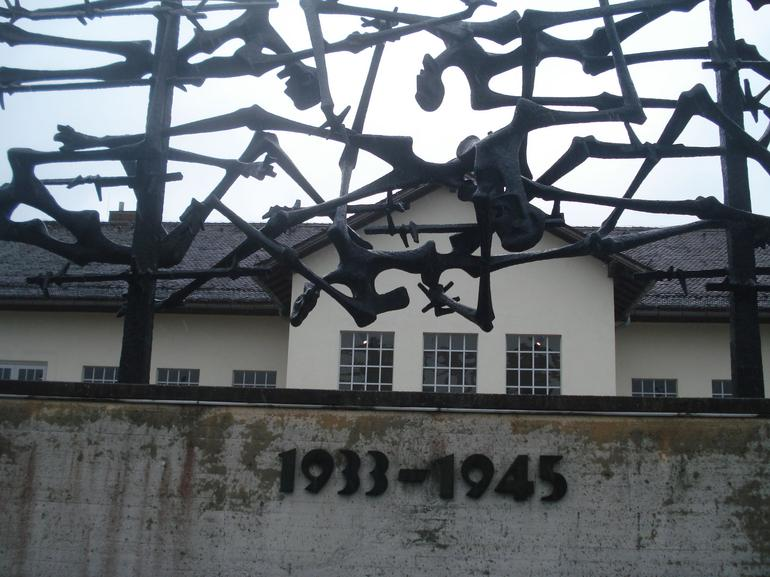 The span of time Dachau camp was open - Munich