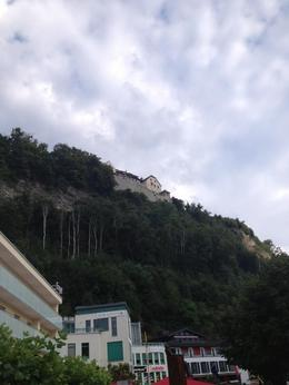 leichtenstein castle - you dont go on, but you can see the view from the bus when you pull in. , Rebecca M - September 2013