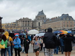 It was raining and there were tons of people here. The line was ridiculously long! , dandeliontraveler - August 2014