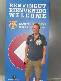 Photo of Barcelona FC Barcelona Football Stadium Tour and Museum Tickets Welcome to the tour