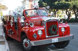Photo of San Francisco San Francisco Fire Engine Tour wooh ! wooh !