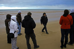 Photo of Bayeux Normandy Beaches Half-Day Trip from Bayeux 010611_3949_RT