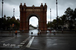 arc de triomphe , Pierre D - October 2012
