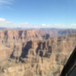 The pictures don't do the Grand Canyon justice, Nicks - March 2016