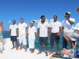 Photo of Punta Cana Marinarium Shark and Ray Experience An amazing crew!