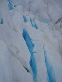 Photo of   Crevasses Perito Moreno