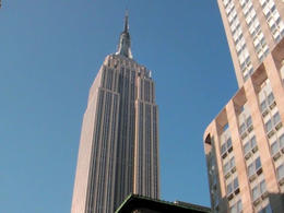 The Empire State Building! - February 2012