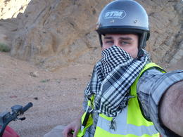 Photo of Sharm el Sheikh Quad Biking in the Egyptian Desert from Sharm el Sheikh Eygpt 2011 167
