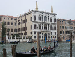 Photo of Venice Venice Walking Tour and Gondola Ride Famous hotel!