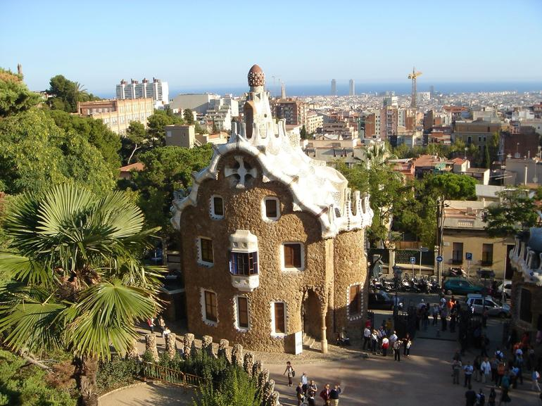 Gaudi's magic - Barcelona