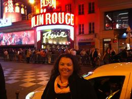 Photo of Paris Moulin Rouge Show Paris IMG_0417