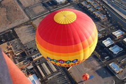 Photo of Las Vegas Las Vegas Sunrise Hot Air Balloon Ride Into the Sky