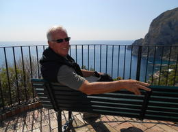 I could spend my retirement sitting right here. , Bradys - September 2011
