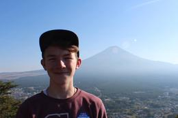 Photo of Mt Fuji at top of Cable Car ride , Jason H - September 2014