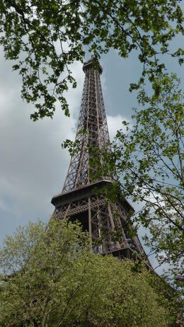 Photo of Paris Paris City Tour and Eiffel Tower Half-day Trip My First Eiffel Tower's Photo