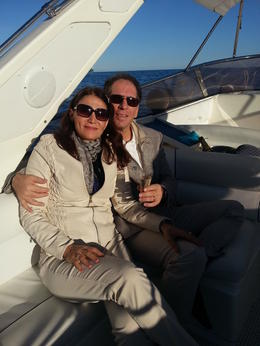 Photo of Monaco Private Luxury Yacht Cruise from Monaco with Personal Skipper On the Yacht