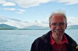 Me on Loch Lomond. , alan g - June 2012