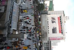 Photo of   Shibuya Crossing from Above