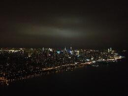 Manhattan by night was stunning, Marky M - October 2012