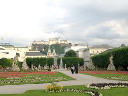 Photo of Salzburg The Original Sound of Music Tour in Salzburg The fortress in the back ground