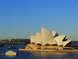 Photo of   The Sydney Opera House