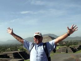 Made it atop the Pyramid of the Moon, Nathan O - August 2015