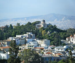 Photo of Athens Hidden Athens Walking Tour and Picnic: Plaka and the Hills of Athens View of Athens from Mars Hill