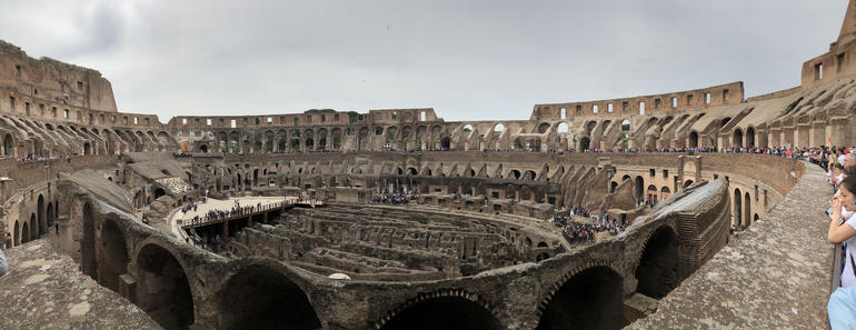 Skip the Line: Ancient Rome and Colosseum Half-Day Walking Tour photo 24