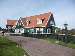 Photo of Amsterdam Zaanse Schans Windmills, Marken and Volendam Half-Day Trip from Amsterdam A Quiet House in Marken