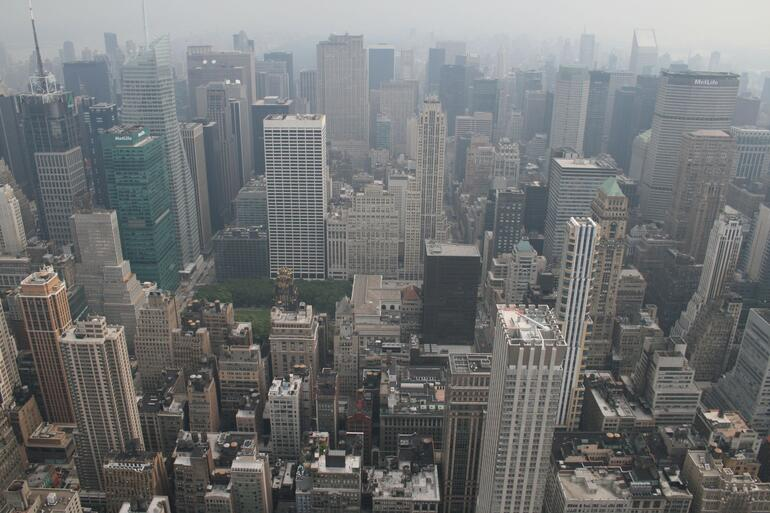 A view from the top - New York City