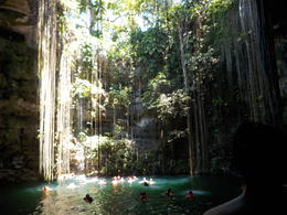 Photo of Cancun Chichen Itza Day Trip from Cancun Cenote Ik Kil