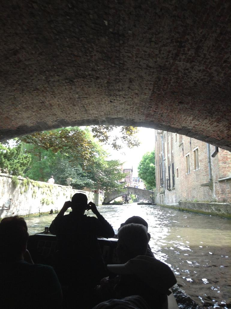 Cruisin' on the Canals of Brugge - Brussels