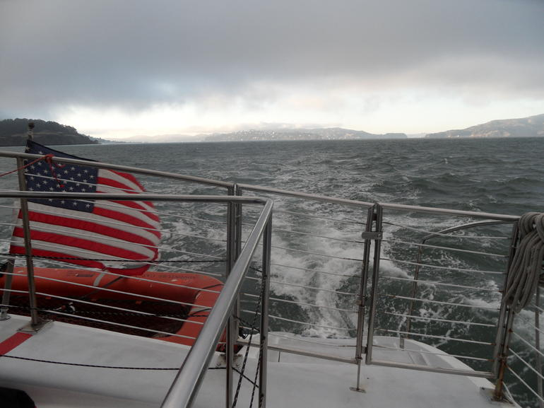 Cruising the San Francisco bay - San Francisco