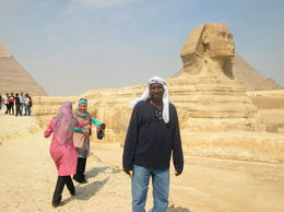 Photo of Cairo Private Tour: Giza Pyramids, Sphinx, Egyptian Museum, Khan el-Khalili Bazaar DSCN0727