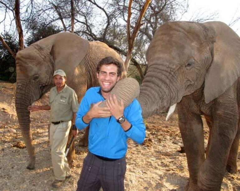 Elephant Experience - Cape Town