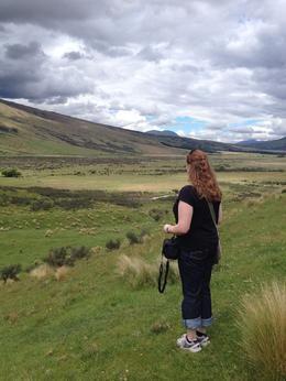 Photo of Christchurch Lord of the Rings - Journey to Edoras from Christchurch Enjoying the view