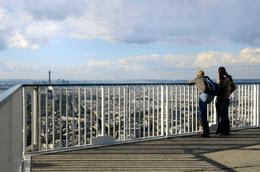 Photo of Paris Montparnasse Tower 56th Floor Observation Deck From the Roof Terrace