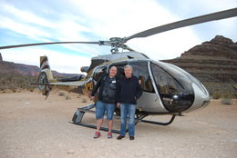 Celebrating my dad's 70th Birthday in the Grand Canyon , John K - February 2016